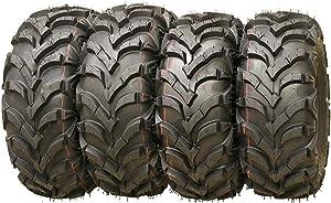 Set of 4 New AT MASTER ATV/UTV Tires