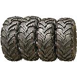 Set of 4 New AT MASTER ATV/UTV Tires 23x8-11 Front & 24x9-11 Rear /6PR P341 - 10147/10153