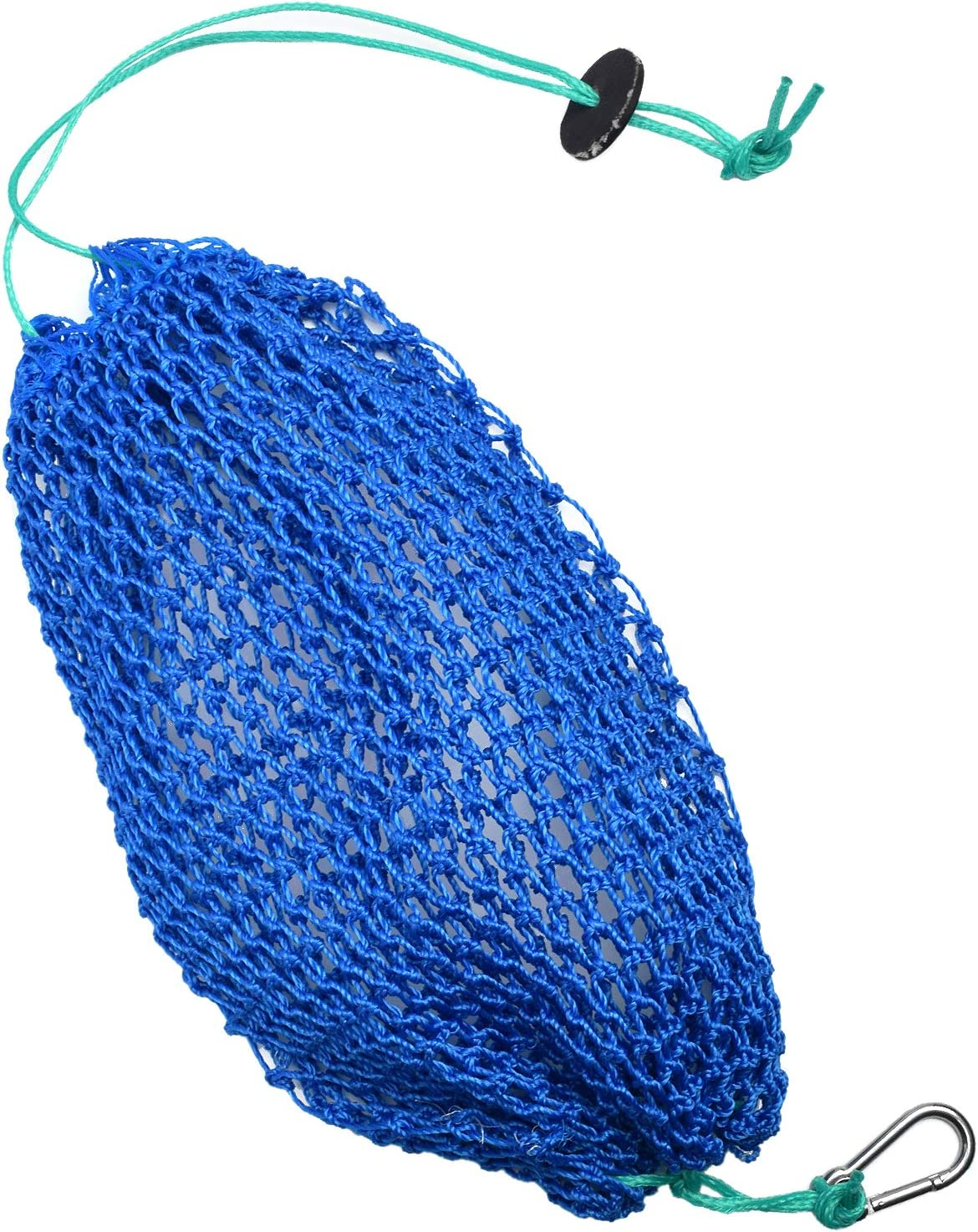 SF Mesh Bait Bags with Rubber Locker for Fishing Crab Traps Catfishing