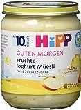 Hipp Guten Morgen, Früchte-Joghurt-Müesli, 6er Pack (6 x 160g)