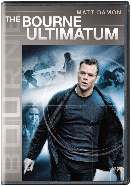 Bourne Ultimatum [USA] [DVD]: Amazon.es: Cine y Series TV