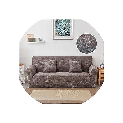 Amazon.com: Sofa Coverspandex Slipcover Sofa Elastic ...