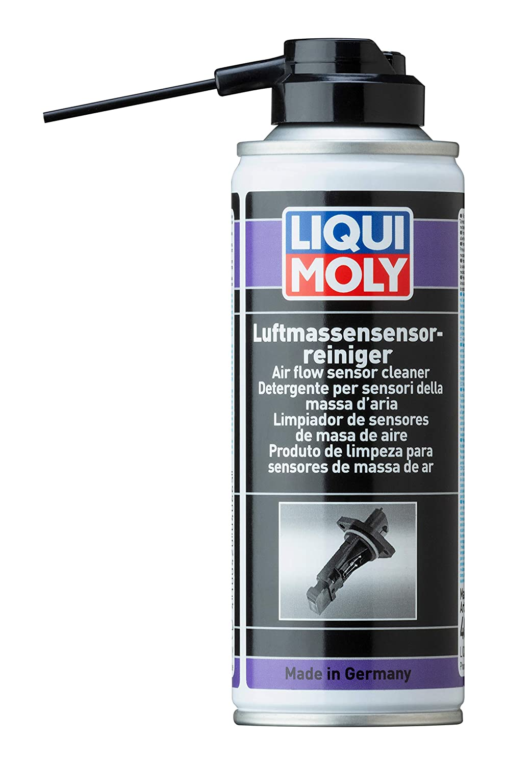 Prima Liqui Moly Air Flow Sensor Cleaner 200ml: Amazon.co.uk: Car MS-36