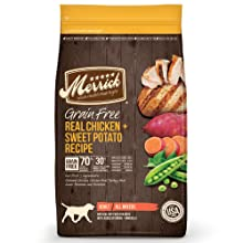 Merrick Grain Free Dry Dog Food
