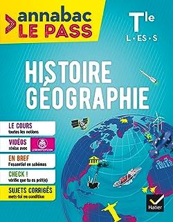 Histoire-géo Tle L ES S: cours, cartes mentales, sujets corrigés.