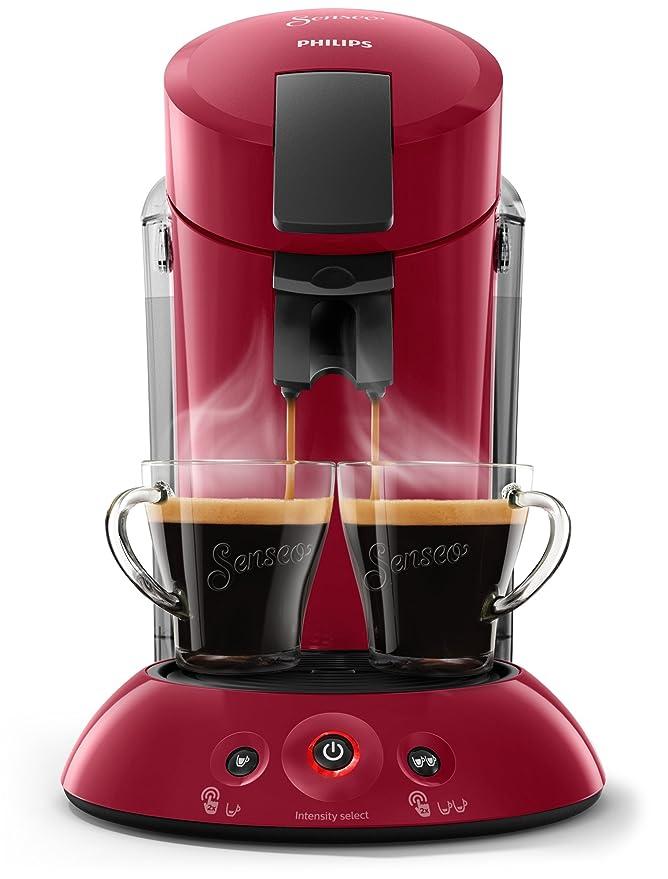 Philips Senseo Original XL HD6555/82 Cafetera Monodosis con ...