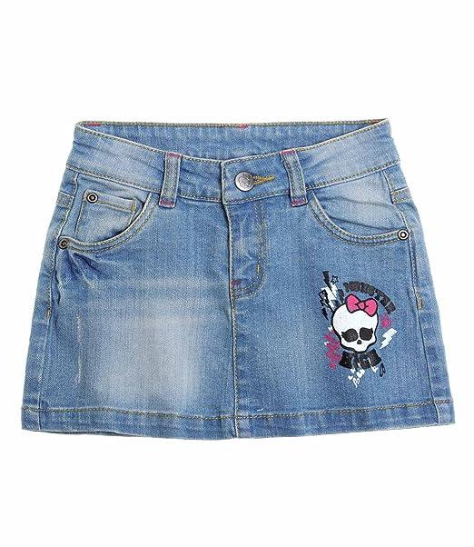 Monster High chica Rock 2015 Colección - Azul azul vaquero 12 Años : Amazon.es: Ropa y accesorios