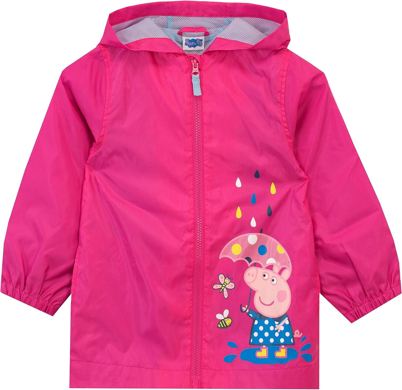 Peppa Pig Girls Raincoat