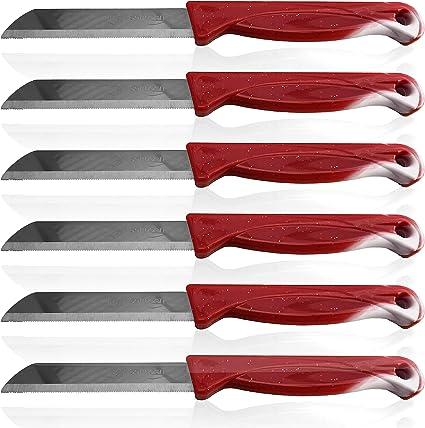 50x  SOLINGEN Küchenmesser SCHWARZ Obstmesser Schälmesser Allzweckmesser Messer