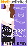 Marriage of Inconvenience: A It's About Time Romance (Knitting in the City Book 7)