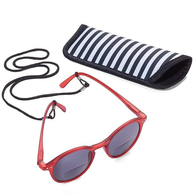 Troika SUN READER 2 - SUR30/RD - Gafas de sol y lectura ...