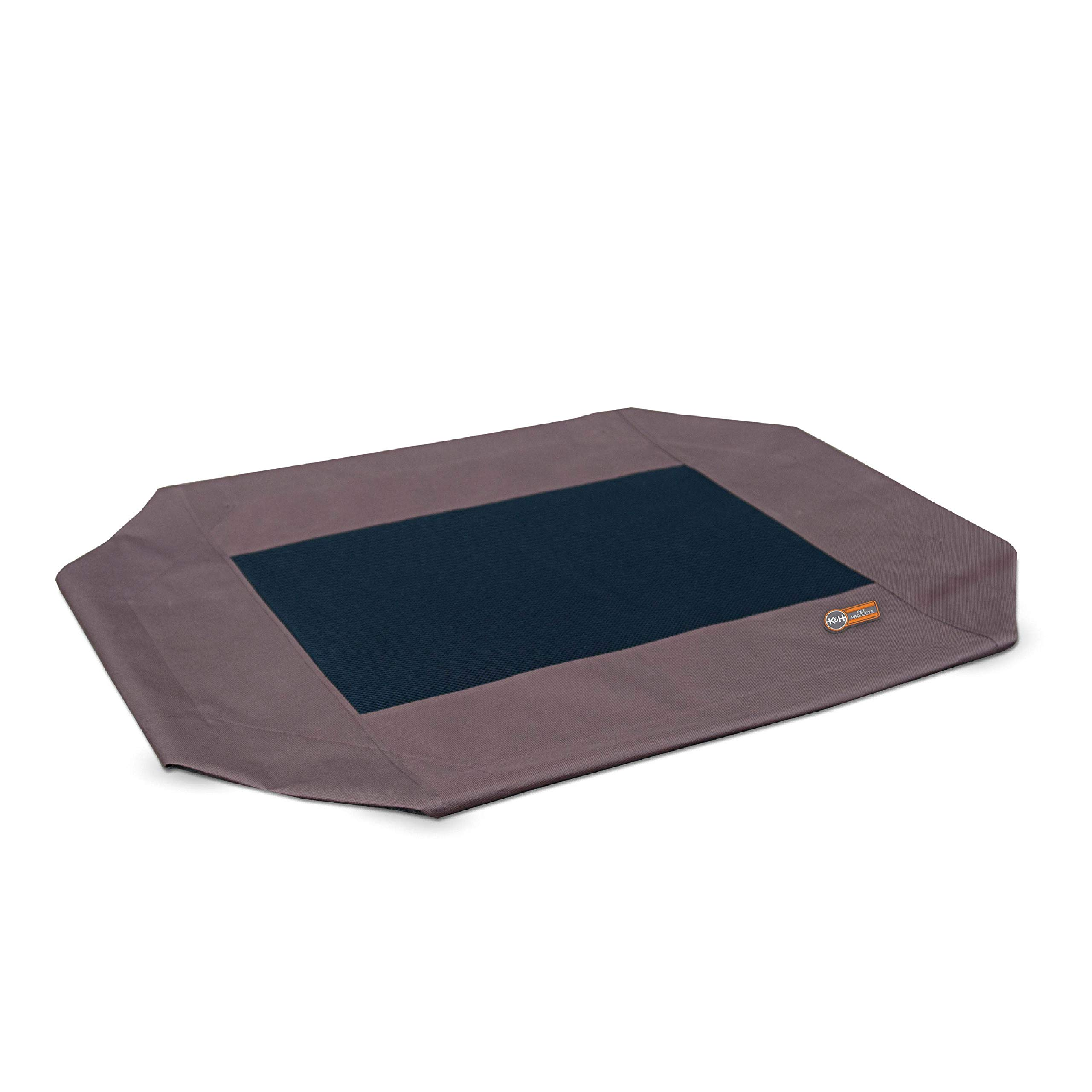 K&H PET PRODUCTS Original Pet Cot Replacement Cover for Elevated Dog Beds (Cot Sold Separately)