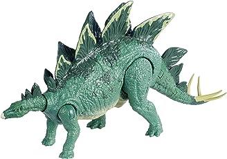 Mattel Jurassic World Dinosaurios de Batalla Estegosaurio