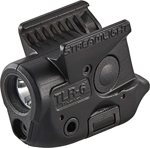 Streamlight 69284 TLR-6 Tactical Pistol Mount Flashlight 100 Lumen