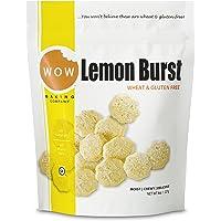 WOW BAKING Company Gluten Free Cookies, Lemon Burst, 8 Ounce