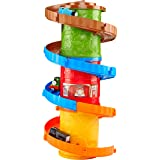 Thomas & Friends Fisher-Price Take-n-Play, Spiral Tower Tracks Mega Set