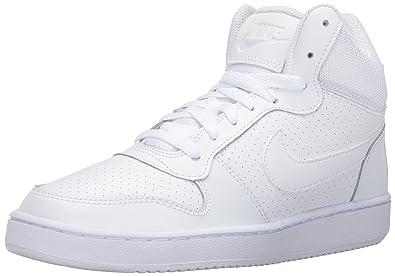 Nike Damen Court Borough Mid Basketballschuhe  Amazon.de  Schuhe ... b11ca1cd0b