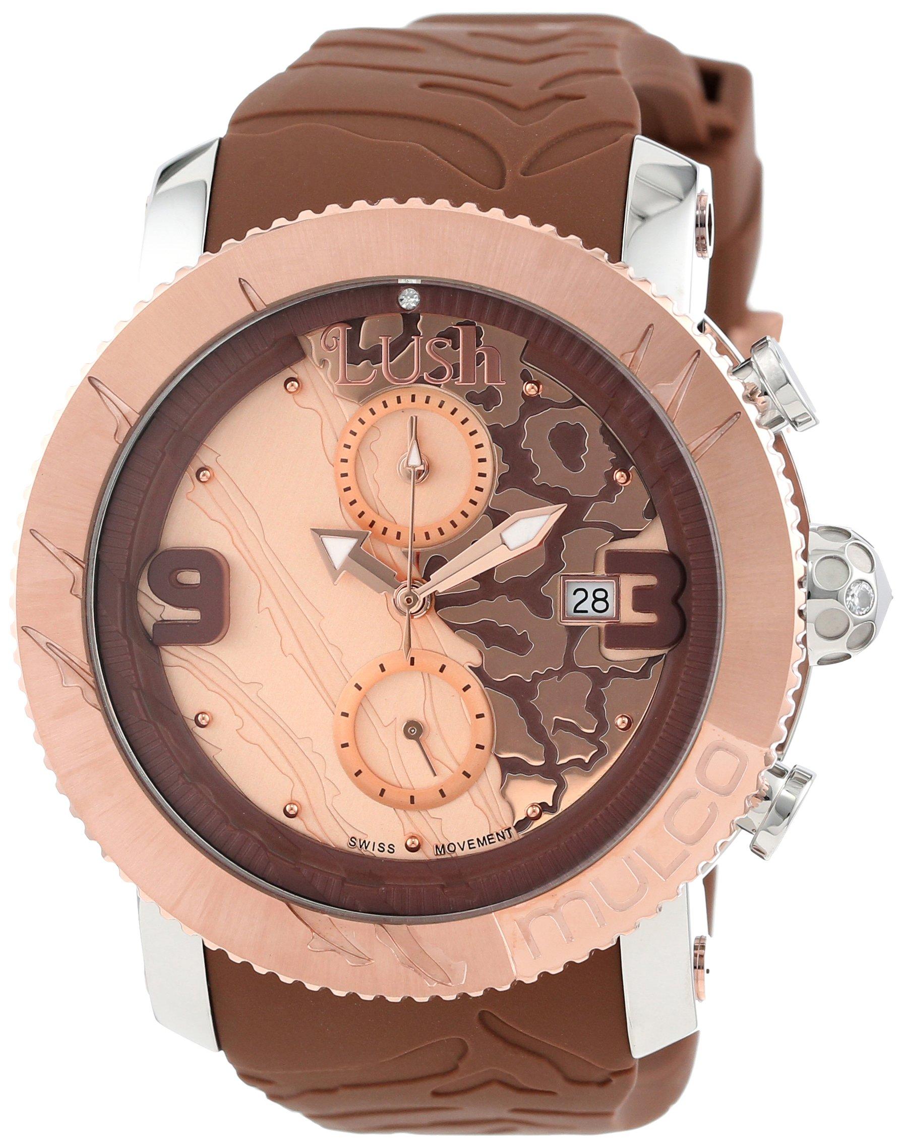 MULCO Unisex MW5-2496-033 Chronograph Analog Watch