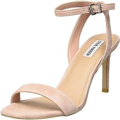 ec15c0ebcb1 Amazon.com  Steve Madden Women s Faith Heeled Sandal  Shoes