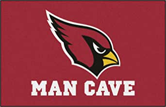 FANMATS 14330 NFL Minnesota Vikings Nylon Universal Man Cave UltiMat Rug