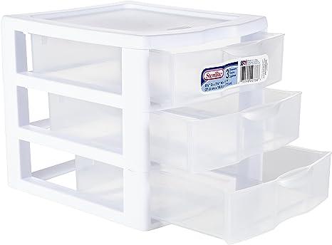 Amazon Com Sterilite 20738006 Art Furniture And Storage Multicolor Home Kitchen