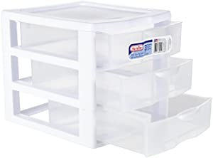 STERILITE 20738006 Art Furniture and Storage, Multicolor