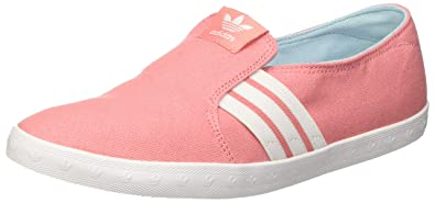 new style c3ec1 23277 adidas Adria PS Slip-on W, Chaussons Femme - Rose - Rose, EU