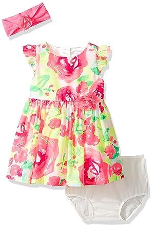 6e3e4ad10f Amazon.com  The Children s Place Girls  Flutter Sleeve Casual Dress ...
