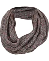Womens/Ladies Winter Cable Snood With Sequin Detail