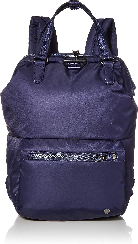 PacSafe Women's Citysafe CX 11L Anti Theft Mini Backpack-Fits 12