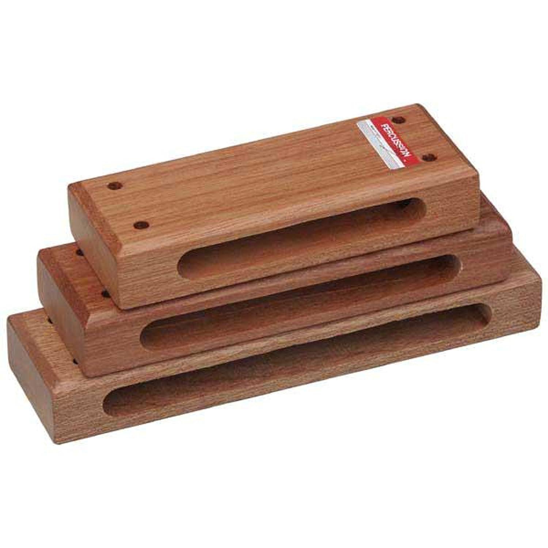 PP263 Wood Blocks, 3 pièces B00FJ689A8