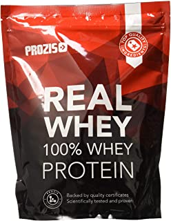Prozis 100% Real Whey Protein 1000 g: Suplemento puro en polvo. Disfruta del