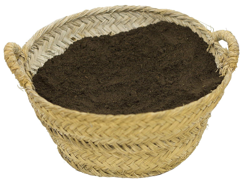 CULTIVERS Humus de Lombriz ecológico 20 kg (40 L). Abono para ...