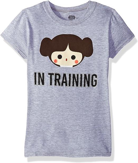 Star Wars Girls Little Classic in Train Cap Sleeve T-Shirt