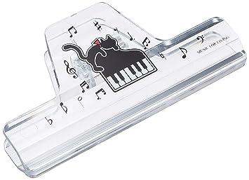 MUSIC BOOK CLIP MUSIC CAT