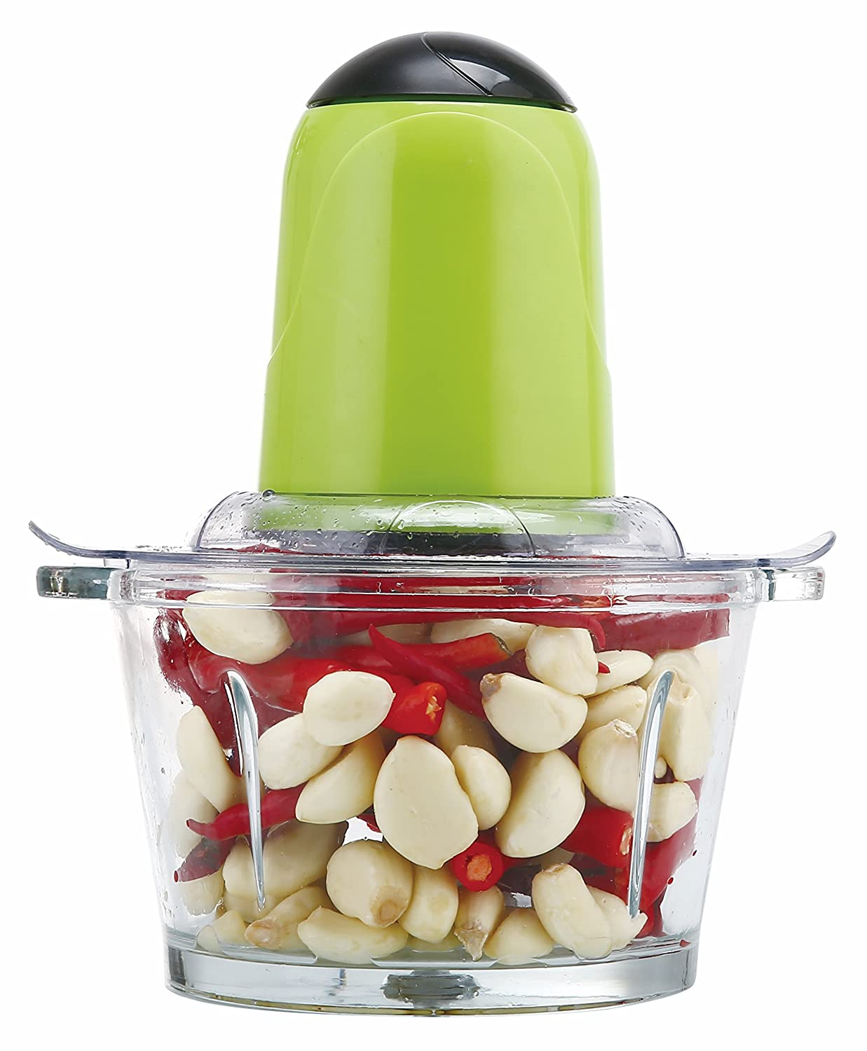 RADLEY Food Chopper, Blender, Food Processor, Shred food, 6 Cup (GREEN)