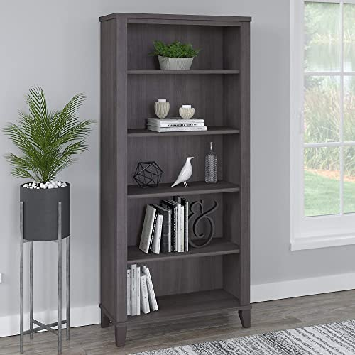 Bush Furniture Somerset Tall 5 Shelf Bookcase Review