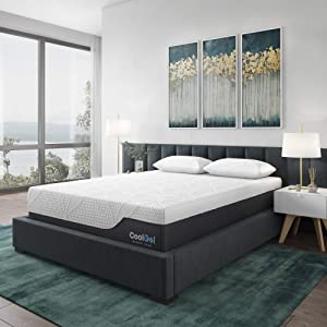 Classic Brands Cool Gel 2.0 Ultimate Memory Foam Mattress