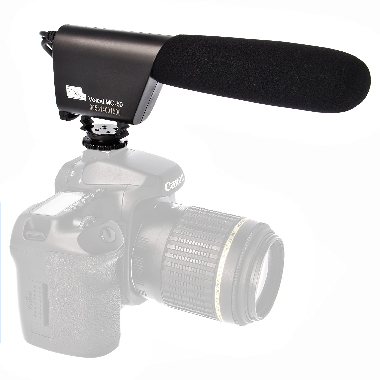 Píxeles Voical MC-50 Super renal de micrófono con protección ...