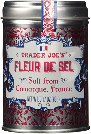 Amazon Com Trader Joe S Fleur De Sel Sea Salt From Camargue