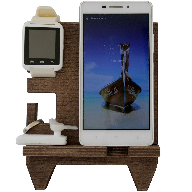 Amazon.com: Soporte compacto para teléfono celular. Hombres ...