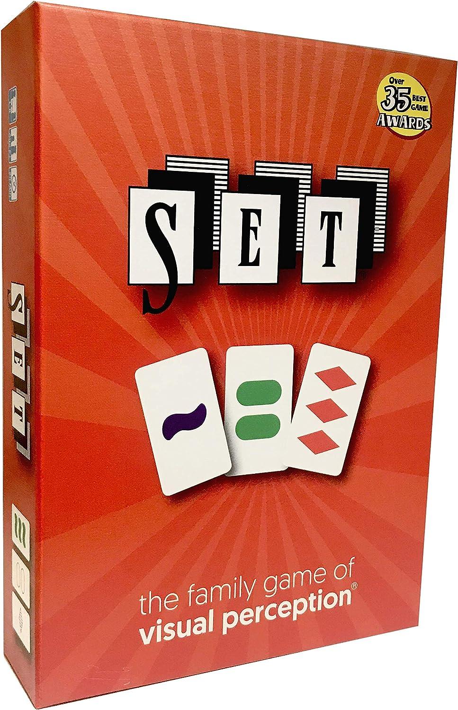 Carta Mundi SET001 la Familia Juego de percepción Visual Set: Amazon.es: Juguetes y juegos