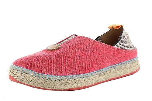 Toni Pons - Alpargata Mujer, Color Rojo, Talla 39: Amazon.es: Zapatos y complementos
