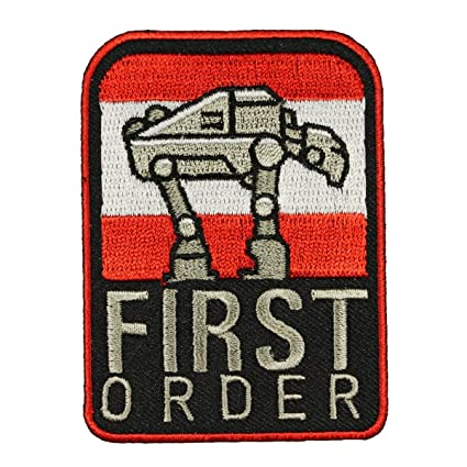 Amazon Disney Star Wars First Order At At Walker Patch The Last
