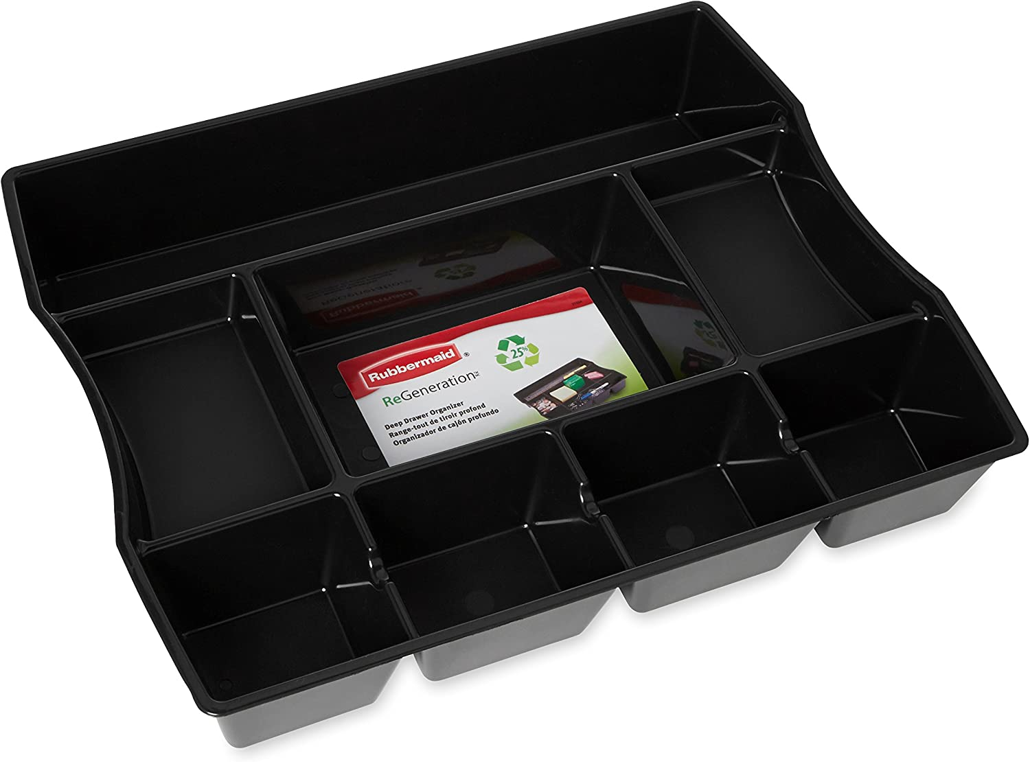 Amazon.com : Rubbermaid 48 Regeneration Recycled Deep-Drawer