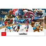 amiibo The Legend of Zelda: Breath of the Wild Recken Set