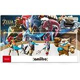 The Champions Amiibo - The Legend of Zelda: Breath of the Wild Collection (Nintendo Wii U/Nintendo 3DS/Nintendo Switch)