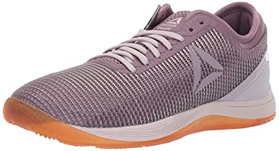 hot sale online fd759 4cd72 Reebok Women s CROSSFIT Nano 8.0 Flexweave Cross Trainer, Ashen Lilac Noble  Orchid Urbanviolet