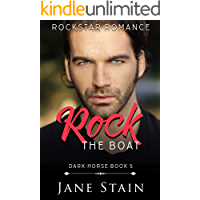 Rock the Boat Rockstar Romance (Dark Horse Book 5)