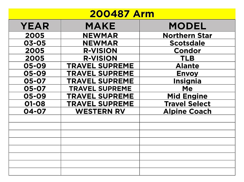 Dyna 200483N 28 Wiper Arm